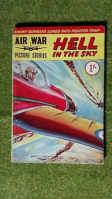 Comic. Air War Picture Stories #4.