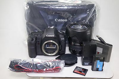 Canon EOS 5D Mark II 21.1MP Full Frame CMOS Digital SLR Camera with EF 24-105