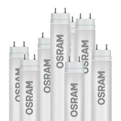 8er-Pack OSRAM SubstiTUBE Star+ ST8SP-1.2M 16,2 W LED-Röhre 3000K 1530 lm 120 cm
