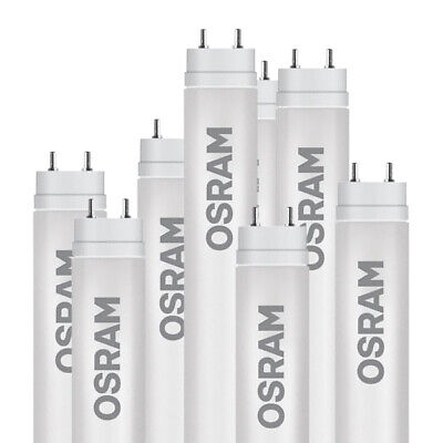 8er-Pack OSRAM SubstiTUBE Star+ ST8SP-0.6M 7,6 Watt LED-Röhre 6500K 800 lm 60 cm