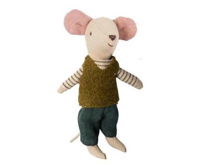 Maileg - Winter Mouse, Big Brother ***SALE