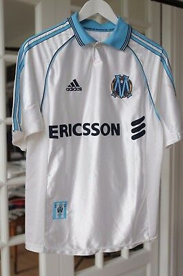 Maillot Marseille OM Centenaire 1999 Taille S