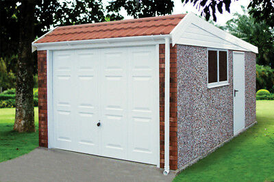 Duchess Concrete Garage Yorkshire Prices Including Delivery And Fitting