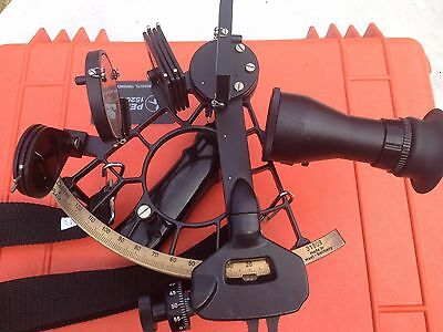 cassens and plath marine sextant excellent condition