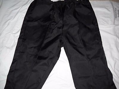 Men's DeLong athletic pants Sz 2XL  Black  New with tags