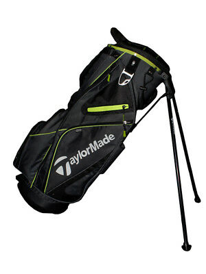 TaylorMade TM17 Stand Bag Grey/Green