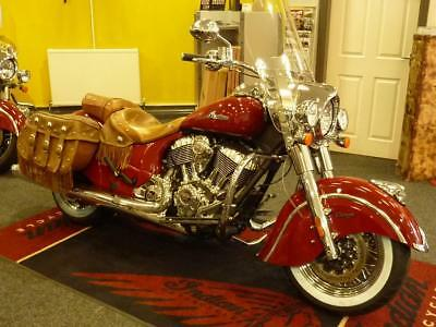 Indian Chief Vintage Very Rare Pre Production Model