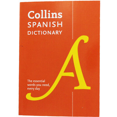 Collins Spanish Dictionary (Paperback), Non Fiction Books, Brand New
