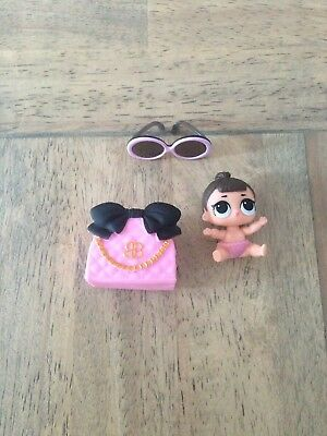 LOL L.O.L SURPRISE DOLLS Lil Sisters Ball by MGA Outrageous Littles S2 NEW!