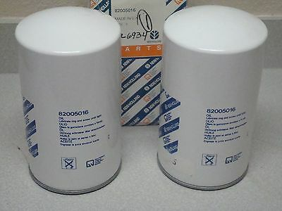 Lot of 2 - New Holland Hydraulic Oil Filter 82005016