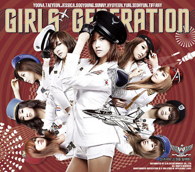 SNSD GIRLS' GENERATION [GENIE] 2nd Mini Album CD+Photo Book K-POP SEALED