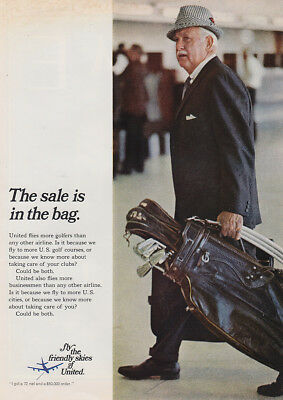 1968 Johnnie Walker Black Label: Ought To Be Called Sir (29324) Print Ad