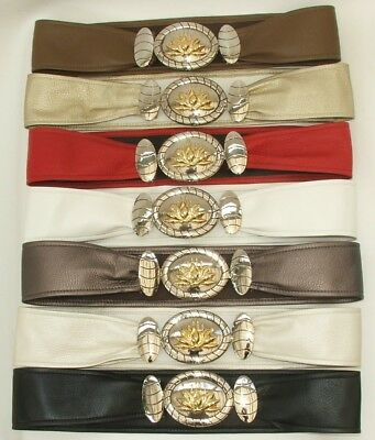 CLEARANCE-1 x JIVANA FASHION ADJUSTABLE DESIGNER SASH BELT BNWT