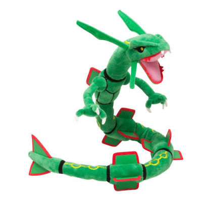 "32"" Toy Stuffed Animal Plush doll Gift Pokemon Center Rayquaza Figure 80cm GDFGH"