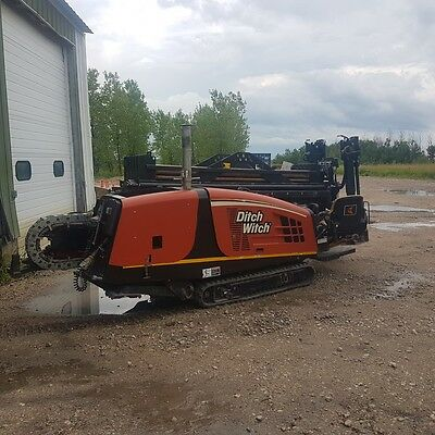 2008 Ditch Witch Jt 2020 Mach 1 Directional Drill
