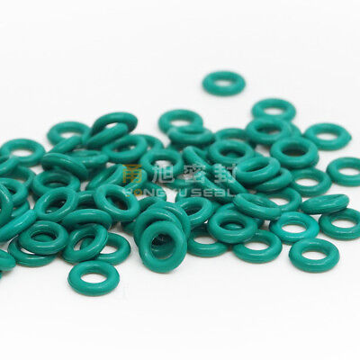 4mm Section Select OD from 14mm to 50mm Rubber O-Ring gaskets #Q3363 ZX