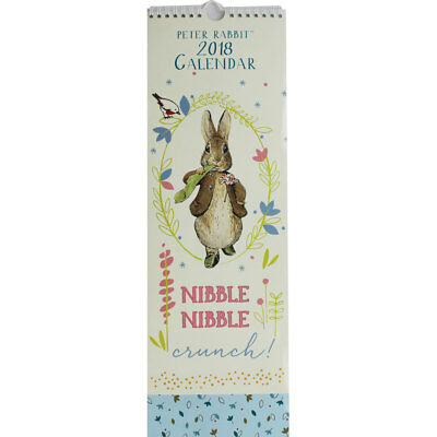 Peter Rabbit Appointments Calendar 2018, Stationery, Brand New