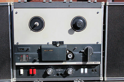 Sony Stereo Tapecorder TC-500A Reel to Reel