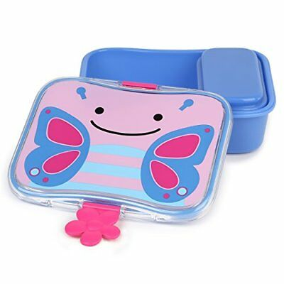 Skip Hop Baby Zoo Little Kid and Toddler Mealtime Lunch Kit Feeding Set Multi...