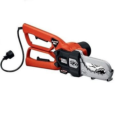 BLACK+DECKER LP1000 Black and Decker LP1000 Alligator Lopper 4.5 Amp Electric...