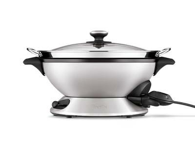 Breville BEW820BSS the Hot Wok & Steam