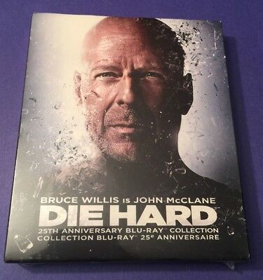 Die Hard [ 25th Anniversary Collection ] (Blu-ray Disc) NEW