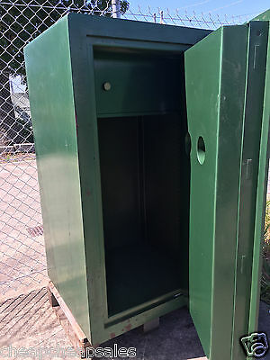 Ex Bank Safe Tumbler Key Aprox 800 Kilos Great Condition