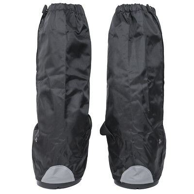 Waterproof Rain Boots Shoes Cover Guard Reflective Motorcycle Anti-slip AU XXXL