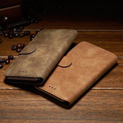 New Luxury Magnetic Flip Cover Stand Wallet Leather Case For iPhone 8 8 Plus