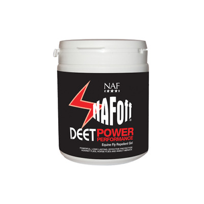 Natural Animal Feeds Naf Off Deet Power Rendimiento Gel