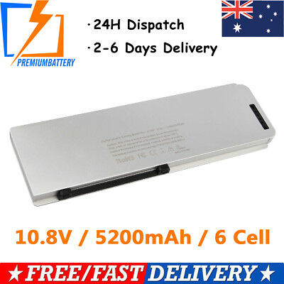 Laptop Battery A1281 for Apple MacBook Pro 15 inch A1286 2008 Power Supply