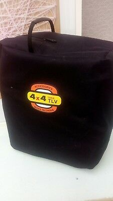 NEW car roof bag carrier large 4x4 TLV waterproof