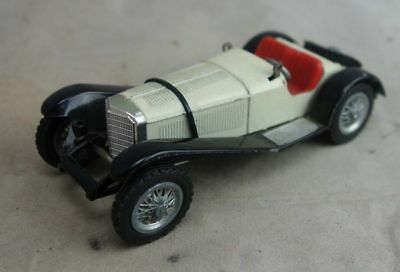 altes Modell Auto Mercedes SSk 1928 Gama 987
