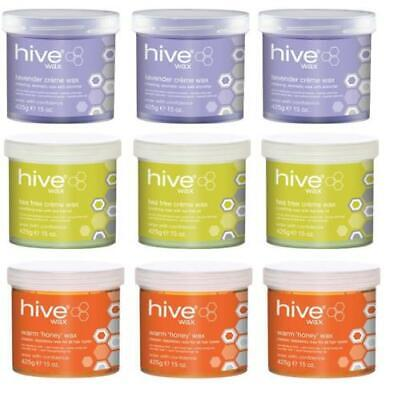 HIVE OF BEAUTY - 3 FOR 2 Creme Waxes - Warm Wax - VAT Inclusice