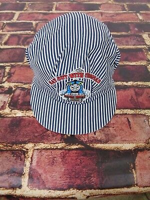Day Out With Thomas Tank Engineer Train Engineer Conductor Boys Youth Hat Cap o
