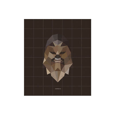 NEW IXXI Star Wars chewbacca wall art (multiple sizes) by Until