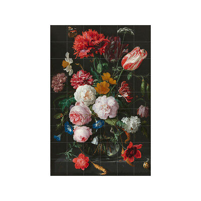 NEW IXXI still life with flowers wall art (multiple sizes) Women's by Until