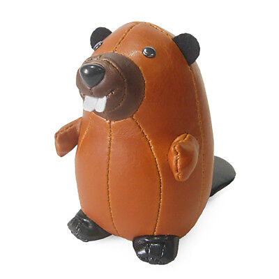 NEW Zuny paperweight classic beaver by Until