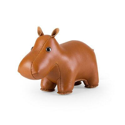 NEW Zuny paperweight classic hippo by Until