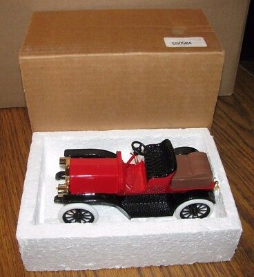 John Deere Red Antique Car 1993 Nashville TN Customer Roundup Collector Toy jd