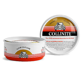 Collinite No.476s Super Double Coat Auto Wax