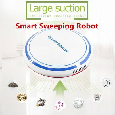 Rechargeable Smart Sweeping Robot Suction Machine Robotic Vacuum Cleaner W0