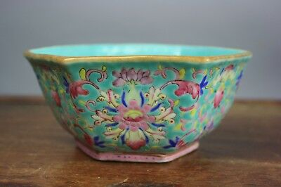 19th/20th C. Chinese Famille-Rose Porcelain Bowl