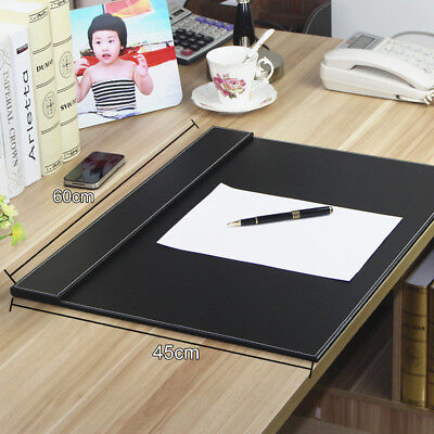 PU Leather Table/Desk Mat, Keyboard & Mouse Pad. Ideal for Office,Business,Study