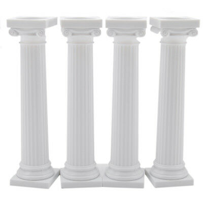 Grecian Pillars 5 Inches, 4 Count by Wilton