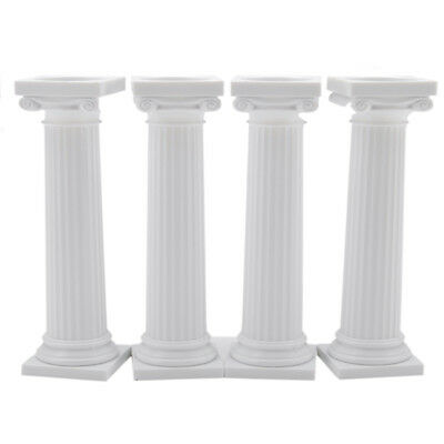 Grecian Pillars 3 Inches, 4 Count by Wilton