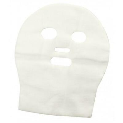 FACIAL GAUZE Pre Cut Masks x 50 - USe wit Parafin Wax - Solutions by Hive