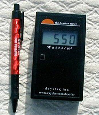 Daystar DS-05A Solar Digital Meter