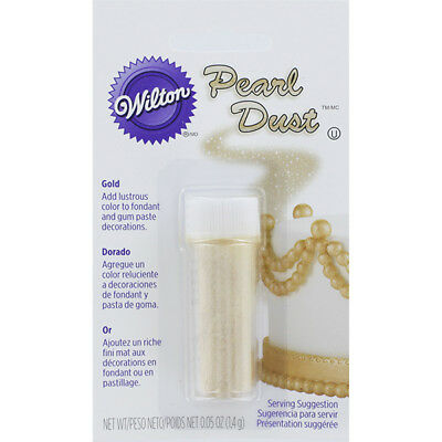 Gold Pearl Dust by Wilton