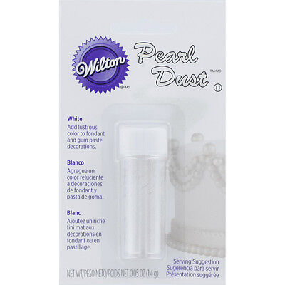 White Pearl Dust by Wilton
